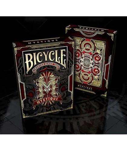 Bicycle Mystique Red Editie...