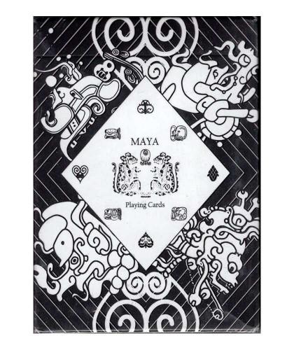 Maya Magic White
