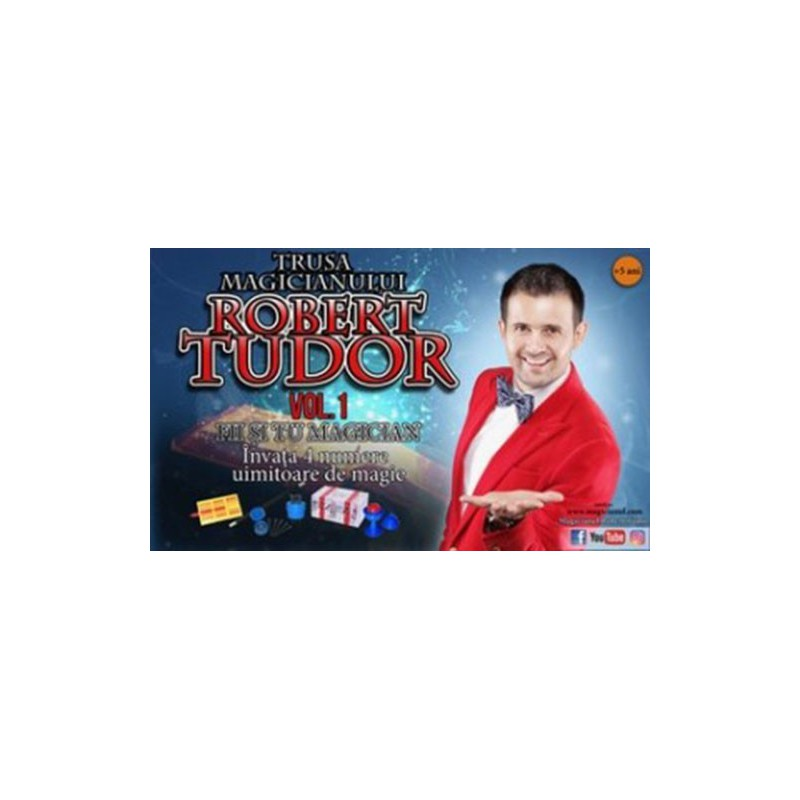 Spectacular Magic Show - trusa de magie