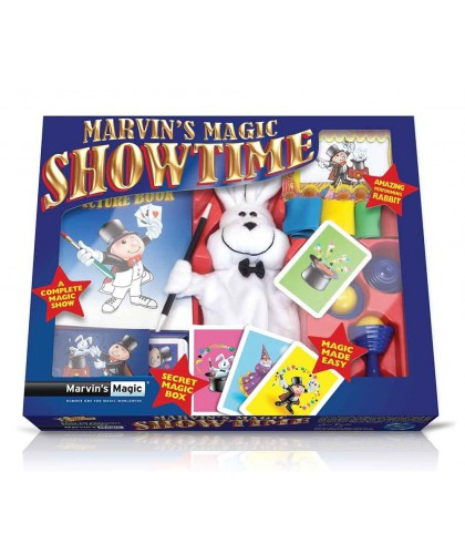 Marvins Magic Showtime