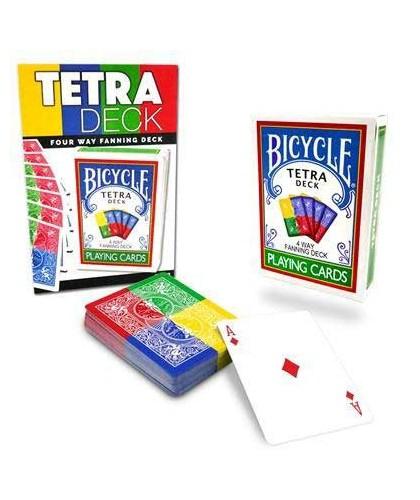 Tetra Deck Bicycle 4 Way...