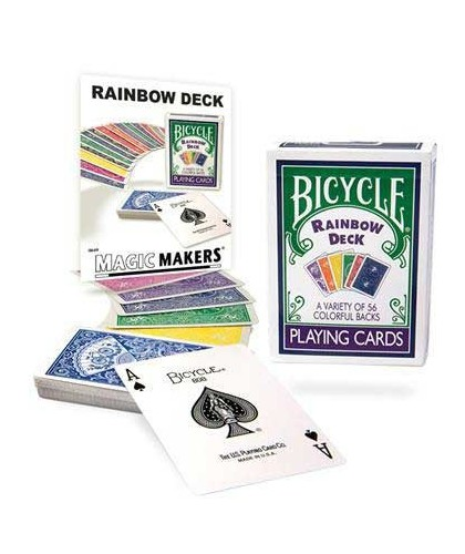 Rainbow Deck With Complete...