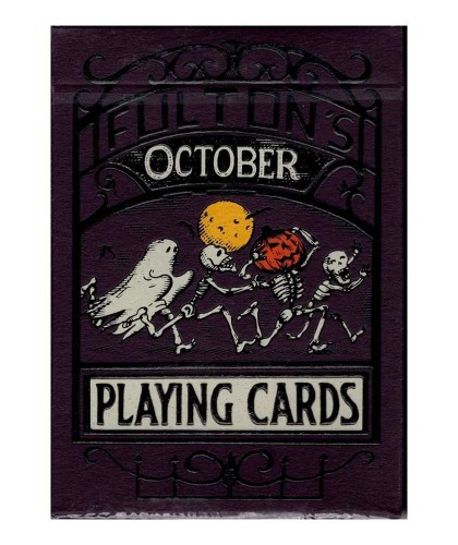 October Fulton by Art of Play