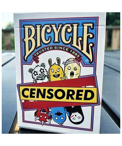 Bicycle Censored