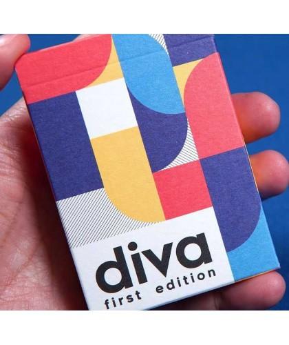 Diva 1st Edition
