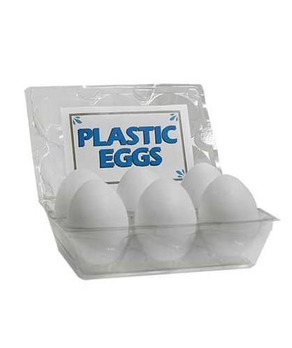 High Quality Plastic Eggs