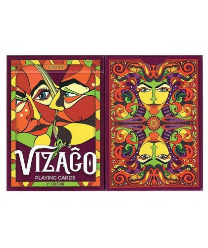 VIZAGO Lumina (Red)