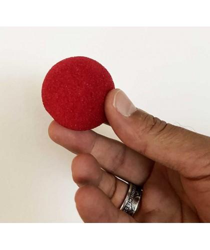 Sponge Ball Rosu  Soft 2.5...