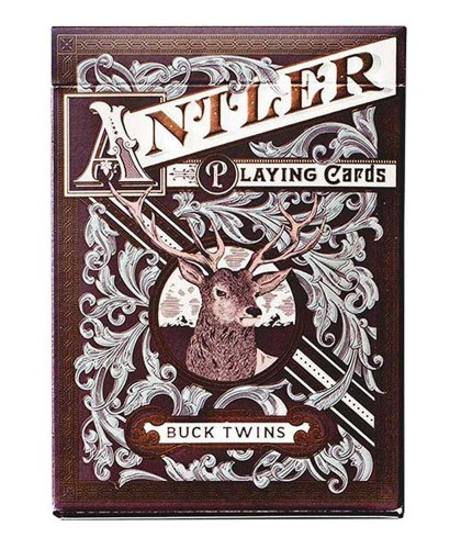 Antler Maroon by Dan and Dave