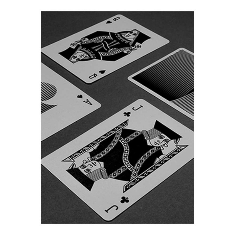 Vitreous Playing Cards