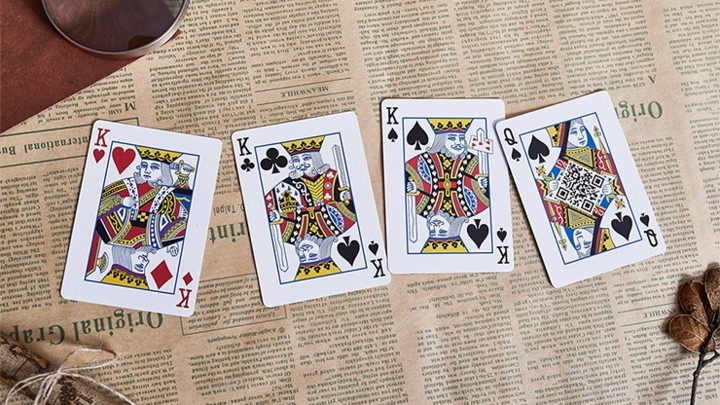Bicycle Neptune Playing Cards
