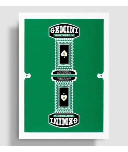 Gemini Casino Emerald Green...