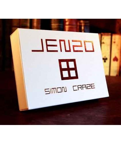 JENZO White Gimmicks and...