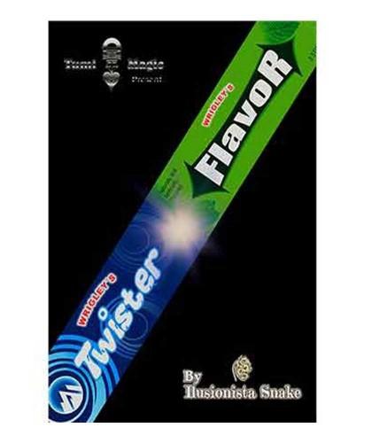 Tumi Magic presents Twister...