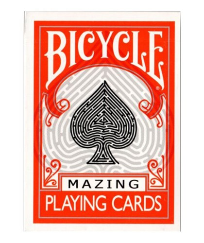 Bicycle Mazing