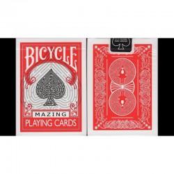 Bicycle Eerie (Purple) by Gambler's Warehouse