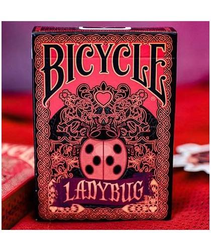 Bicycle Ladybug Black...