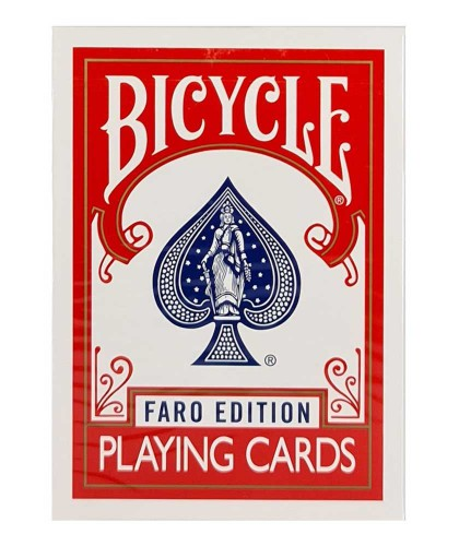 Bicycle Faro Red Limited...