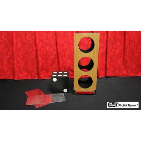 Set de buzunar, 8 piese din lemn magnetic Tegu
