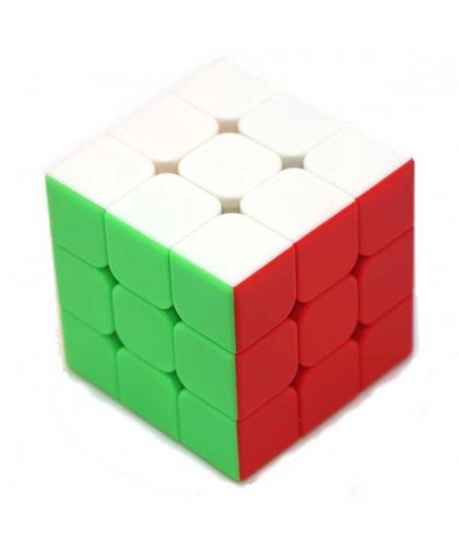 Cub rubik Moyu MF3 stikerless