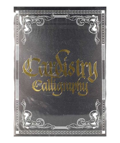 Cardistry x Calligraphy...