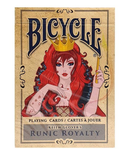 Bicycle Runic Royalty