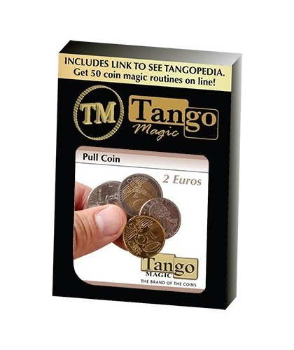 Pull Coin 2 Euro by Tango...