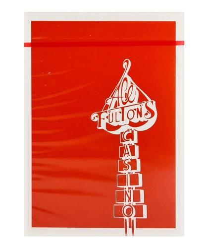 Ace Fulton Classic Ed. Red