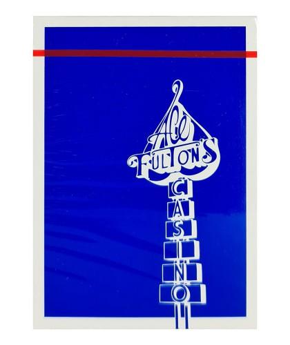 Ace Fulton Classic Ed. Blue