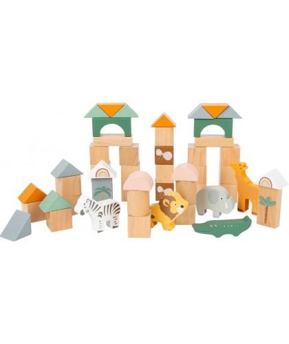Cuburi de construit, Safari
