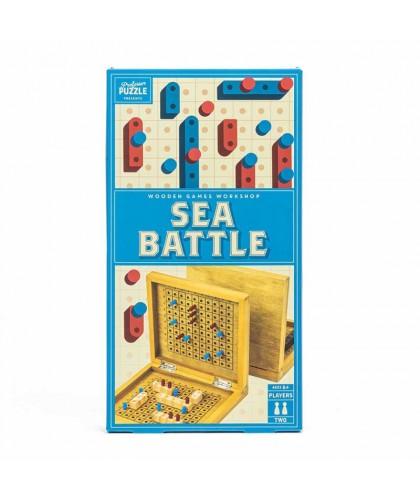 Sea Battle - Wooden Games...