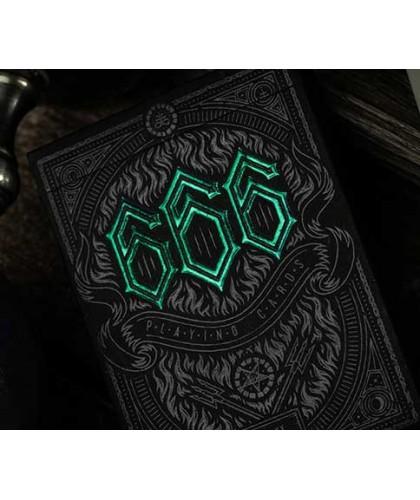 666 Green By Riffle Shuffle