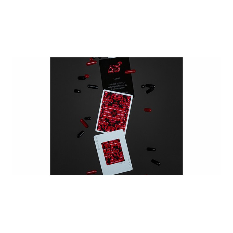 Superior Invisible (Red) by Expert Playing Card Co