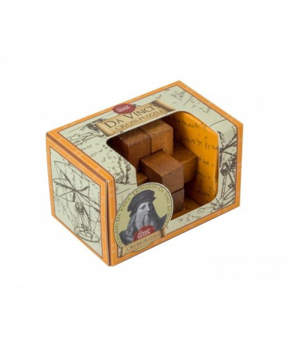 Da Vinci Cross puzzle