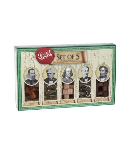 Puzzle Great Minds - Men...