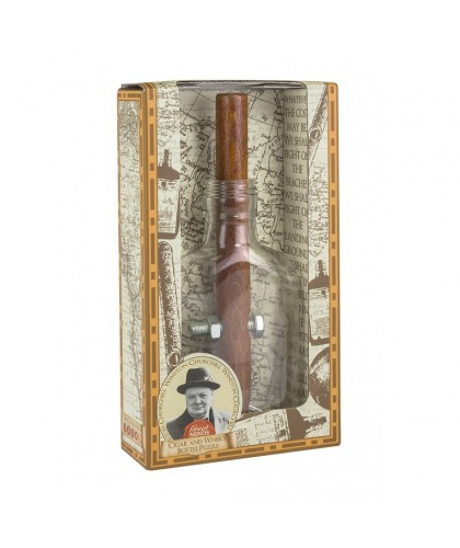 Churchill Cigar and Whisky...