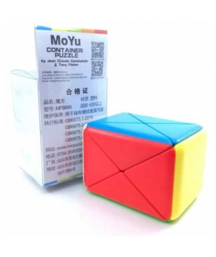 Cub Rubik - Moyu Container...