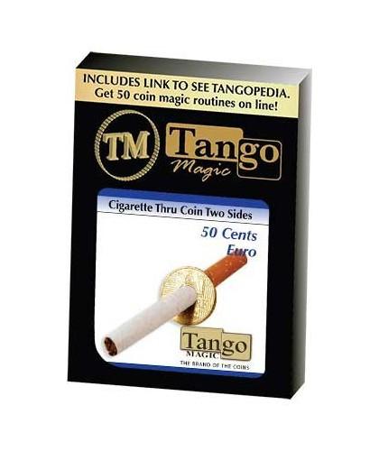 Cigarette Through 50...