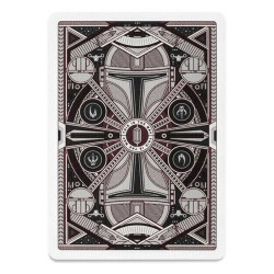Rounders playing cards by Madison - Black