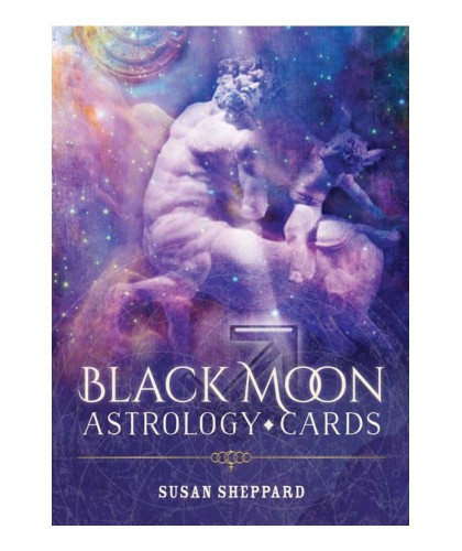 Tarot Black Moon Astrology...