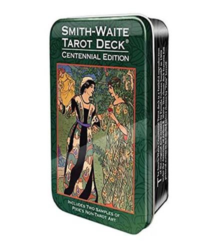Tarot Smith-Waite...