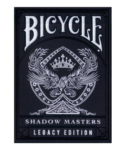 Bicycle Shadow Master Legacy