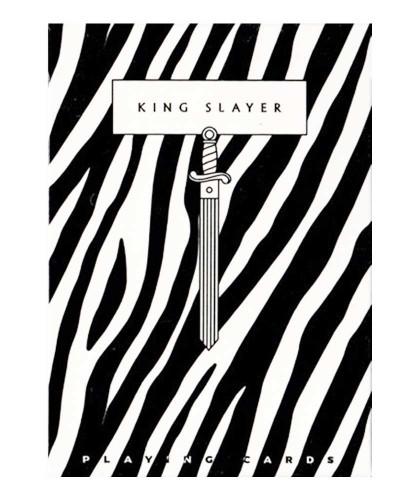 Zebra King Slayer