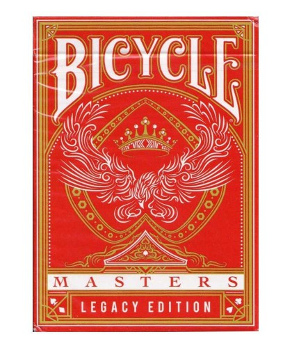 Bicycle Legacy Master Red