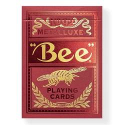 Bee Red MetalLuxe