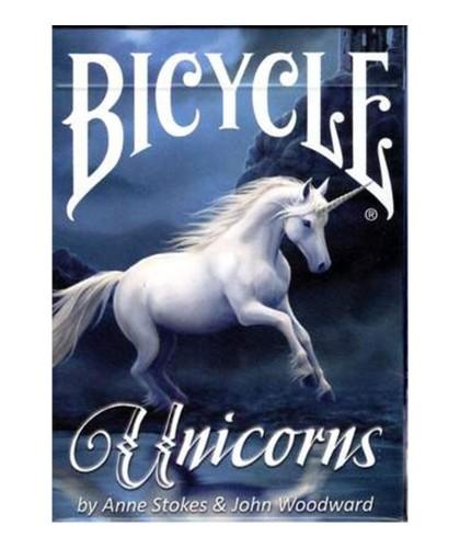 Bicycle Anne Stokes Unicorns