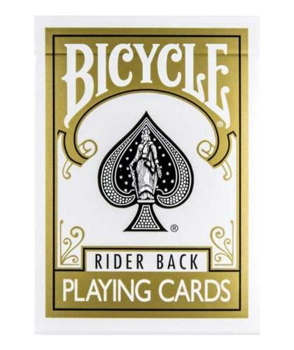 Bicycle Gold USPCC