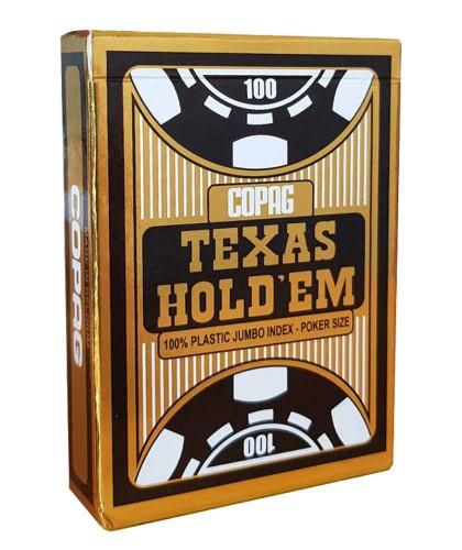 Gold Copag Texas Hold Em...