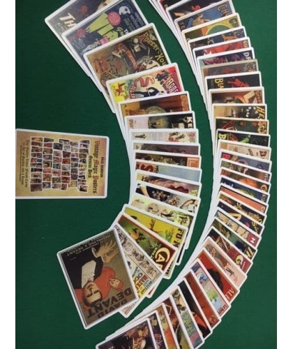Vintage Magic Posters Deck...