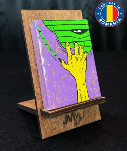 Display din lemn pentru 1...
